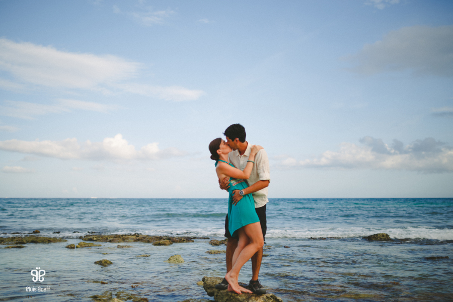 Engagement Session|Playa del Carmen| Shuana + Dimitri | Elvis Aceff Photographer