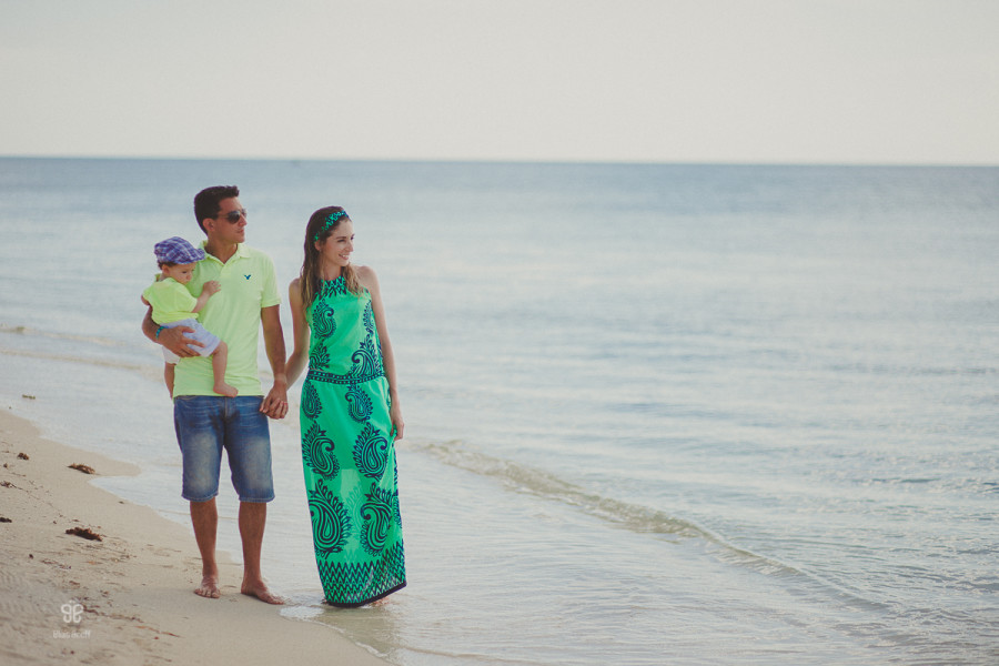 Cozumel vacation photographer | Family Portraits
