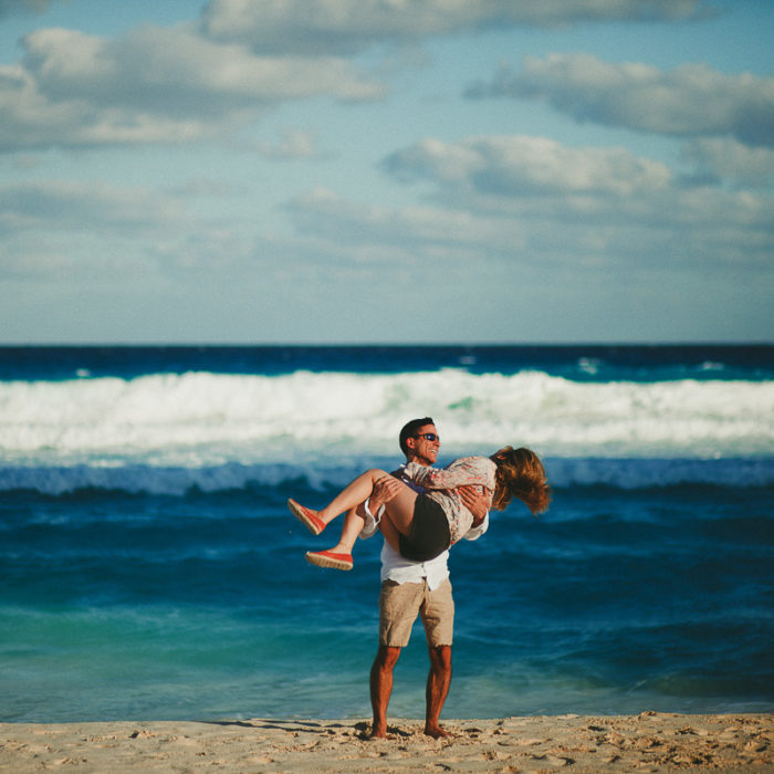 Engagement Photos Cancun | NYX Hotel Cancun