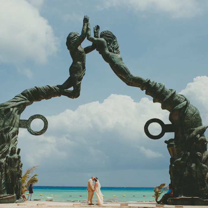 Wedding Photos Playa del Carmen |Nubia + Francisco