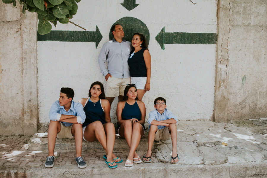 Family Photographer Playa del Carmen | The Urquieta Family