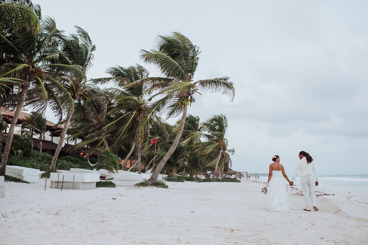 the beach tulum wedding photographer-53