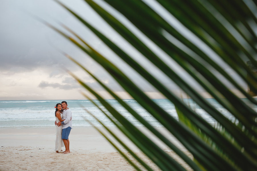 Riviera Maya Wedding Photography | Natasha + John