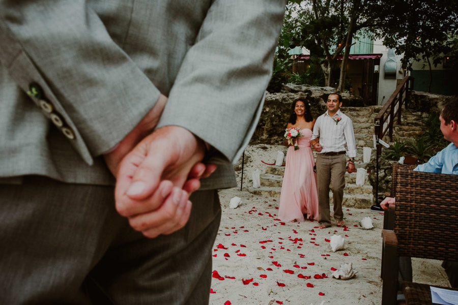 Isla Mujeres Wedding Photographer | Charlotte + Alan