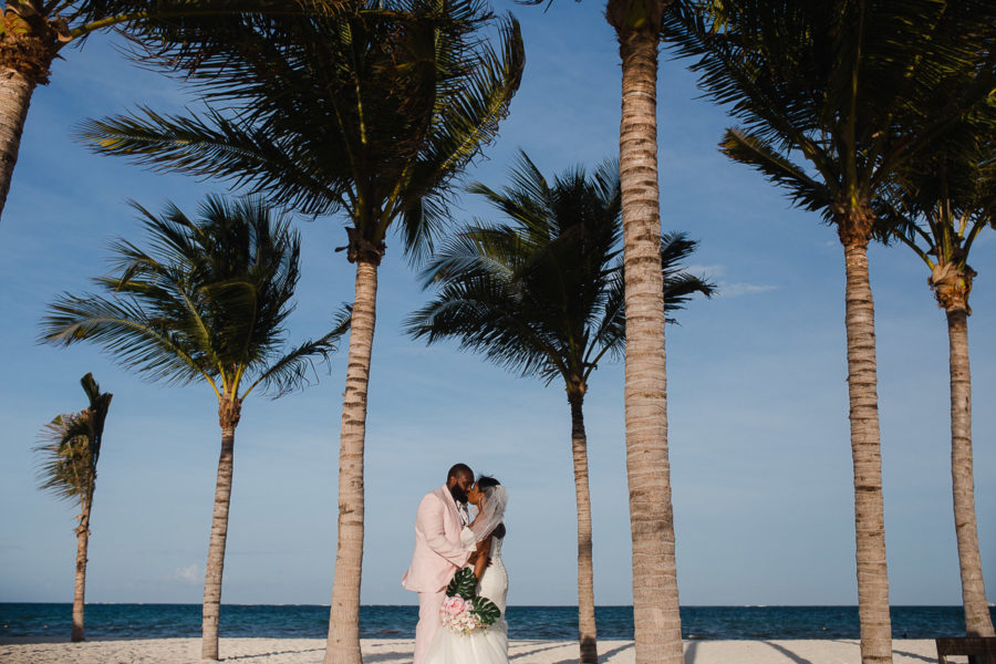 Royalton Riviera Cancun Wedding Photography | Starr + Brian