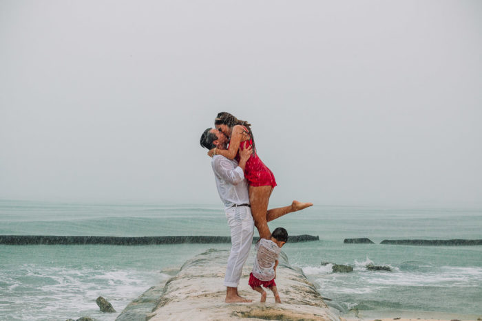 Playa del Carmen Photographer   The Weck Burgos Family Pictures