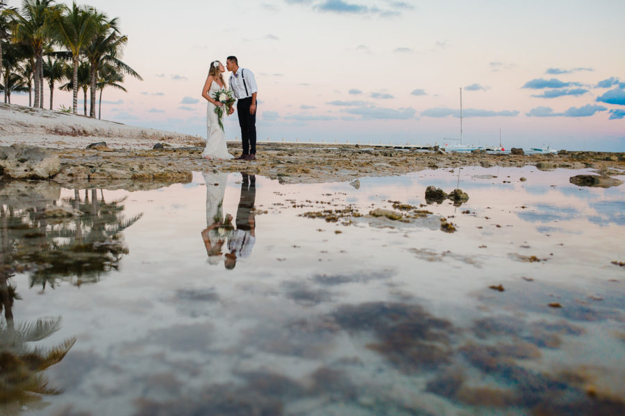 Barcelo Maya Wedding Photographer | Hannah + Jonathan