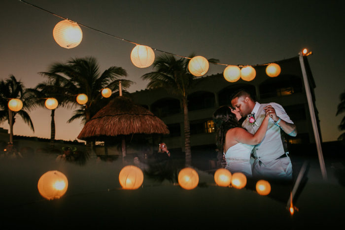 Hard Rock Riviera Maya Wedding Photographer | Wendy + Kiran