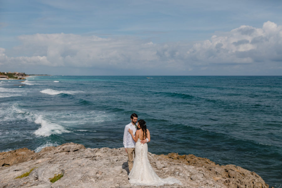 Top Tulum Wedding Photography | Ana + Bill